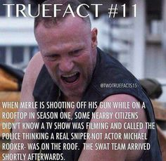 True Fact TWD