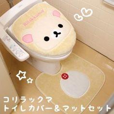 Rilakkuma Soap Dish Dispenser Travel Box Holder Case Container Bathroom Interior