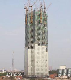 Mais Alto Edifício Pré fabricado do Mundo Construído na China em Apenas 19 Dias