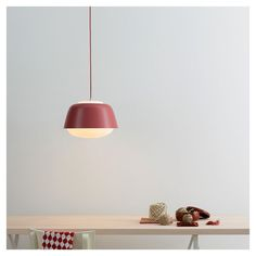 Suspension YOKO Teo, rouge mat Suspension Design, Laque, Yoko, Passion, Lighting, Red, Home Decor, Blown Glass, Steel