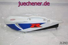 Suzuki AY 50 Katana Seitenverkleidung links weiß