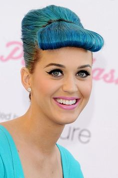8 Crazy Hairstyles Worn By Katy Perry ! #kettyperry #hairstyles http://bestpopularhairstyles.com/8-crazy-hairstyles-worn-katy-perry/