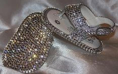 Twinkle, blingy Sandals - by no means affordable for the everyday person on this website lol!!  but, I'm sure they could easily be a DIY project!!