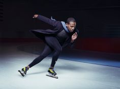 """Shani Davis 