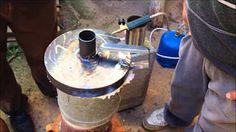 Horno casero - Fundicion de metales con cera perdida - Forge - YouTube Mini Forge, Propane Forge, Kitchenette, Coffee Maker, Kitchen Appliances, Outdoor Decor, Youtube, Tech, Diy