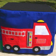 Fire Station Card Table Playhouse Applique Patterns, Use with any Card Table Playhouse Sewing Pattern, Add On Applique Patterns Only Simple Playhouse, Kids Indoor Playhouse, Playhouse Kits, Build A Playhouse, Backyard Playhouse, Playhouses For Sale, Card Table Playhouse, Childrens Tent, Diy Fort