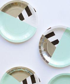 Memphis Plates (Small)