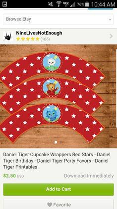 2206df0fc0 37 Best Daniel tiger party images