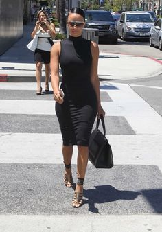 Draya Michele Goes Shopping in Beverly Hills 07/19/2016-1