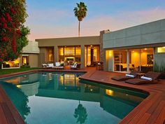 beautifully renovated house- Beverly Hills; William Stephenson. Natural light abounds, 12 foot ceilings
