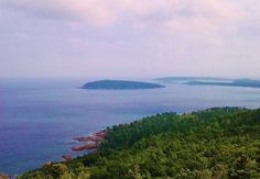 Lake Superior view from Sugarloaf
