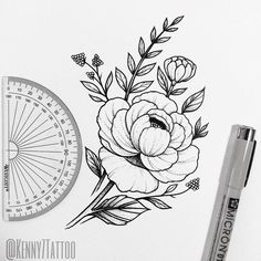 Flowing floral design!  #illustration #drawing #sketchbook #tattooflash #design #micron #micronpen #stippling #dotwork #linework #dotworktattoo #botanicaltattoo #bodyart #flowertattoo #floraltattoo #peony #bouquet #iblackwork #blxckink #btattooing #darkart #darkartist #artstagram #art_share #art_motive #worldofpencils #art_spotlight #peonytattoo #sideboobtattoo