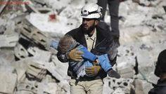 Assad regime shelling kills 3 in truce zone near Damascus: International human rights monitor