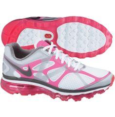 Nike Women's Air Max+ 2012 Running Shoe, hopefully now my shin splints will go away! :)