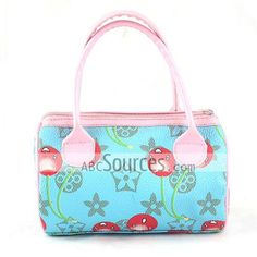 China Wholesale Fashion Bags With Lovely Printing For Beauty Or Students
