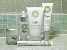All Natural Skin Care Products from Own Skin Care, Skin Care Lines