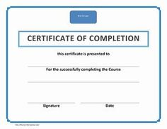 Certificates And Letters Paid Certification Program Which Termed