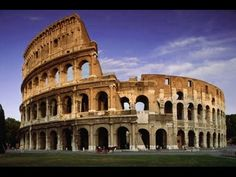 La construcción de la ciudad antigua: Roma - Documental