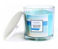 SONOMA life + style® Seaside Breeze 14-oz. Jar Candle