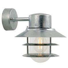 Blokhus Outdoor Light (down, galvanised)