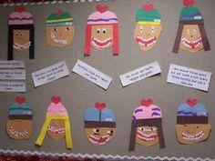 Cute activity to do for dental health