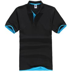 Plus Size XS-3XL Brand New Men's Polo Shirt Men Cotton Short Sleeve shirt Brands jerseys Mens Shirts polo shirts #Affiliate
