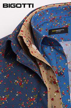 Cool Shirts For Men, Mens Printed Shirts, Fashion Showroom, Mens Designer Shirts, Shirt Print Design, Mens Attire, Clothing Photography, Mens Fashion Suits, Suit And Tie