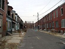 Camden, New Jersey race riots erupt after the beating death of a Puerto Rican motorist. Looting and arson occurred. This was a turning point in Camden's decline to one of the poorest and highest crime municipalities in the US. - Wikipedia