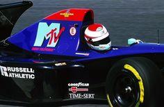 Roland Ratzenberger Simtek - Ford 1994
