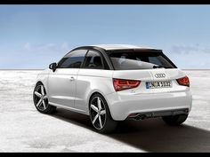 The luxury car maker Audi is developing the urban car that is a compact four-seater car and its production-ready model is probably to exhibit at the Paris Motor Show. Audi A1, Thing 1, Car Wallpapers, Automotive Design, Car Car, Sport Cars, Fiat, Peugeot, Luxury Cars