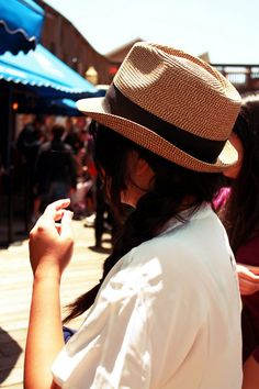 470d44c4d37d55 Classic toyo straw street fashion fedora hat womens black band Fedoras,  Panama Hat, Playsuits