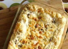 Απλή, νηστίσιμη και πεντανόστιμη μανιταρόπιτα Macaroni And Cheese, Ethnic Recipes, Food, Mac And Cheese, Eten, Meals, Diet