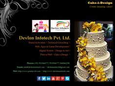 Contact Cake-i-Design today to begin the integration process!