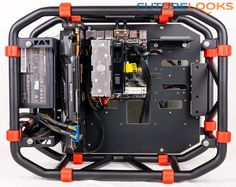 IN WIN D-Frame Mini ITX Computer Enclosure Review - Futurelooks Mini Itx, Computer Case, Cases, Frame, Design, Products, Computers, Picture Frame