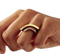 Angela Huber Ring