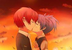 Ass-Class_I love you Nagisa by meinnie