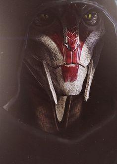 Nyreen from Mass Effect 3 Omega DLC.
