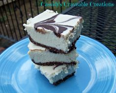 Chocolate Swirl Cheesecake (Dairy-Free, Grain-Free, Soy-Free, Sugar-Free)