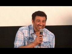 OMG ! Sunny Deol FUNNY at Ghayal Once Again's trailer launch.