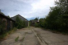 Das verlassene Dorf Oertelsbruch 18 - Sugar Ray Banister