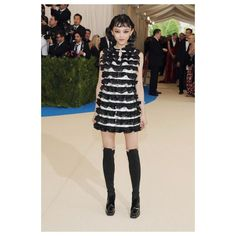 "2,872 Likes, 42 Comments - Rila Fukushima (@rila_fukushima) on Instagram: ""Yesterday at Metgala.Thank you so much @louisvuitton @nicolasghesquiere  and @voguemagazine for the…"""