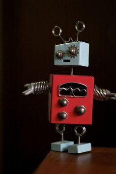 Reg and aqua robot, love it