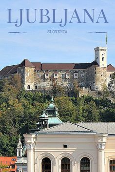 A visit up to #Ljubljana Castle is a must if you're heading to #Slovenia's capital. #travel #Europe