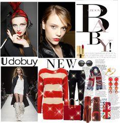 """Udobuy #2 January"" by magictrickinwonderland on Polyvore"