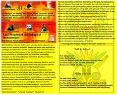 39) Truly, the teaching of the truth, the teaching of the spirit, the teaching of the life is not fabulated (invented), but it is based in the truth of the laws and recommendations of the primal power (Creation) which you can recognise (see) in the appearance (nature) if you only go forth with open eyes and ears and natural in the striv ing (sense) and in an undisguised (truthful) wise, and perceive all signs (evidence) that are given openly (visibly) in the appearance (nature).   40) Do not…