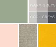 Industrial Materials For Your Interior -Shades Of Grey, Sage Green, Oatmeal & Se… Industrial Materials For Your Interior -Shades Of Grey, Sage Green, Oatmeal & Set Against Some Blush Pinks & Mustard Yellows