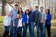 Lafayette Family Photographer   Fall Family Session