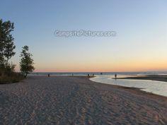 #Sandbanks Provincial Park Ontario Canada Ontario Parks, Prince Edward, Rv Travel, Vacation Places, Places Ive Been, Beaches, Canada, Adventure, World
