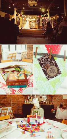 Downtown 202 Wedding by Ryan Price Photography + Everything's A Story | Style Me Pretty