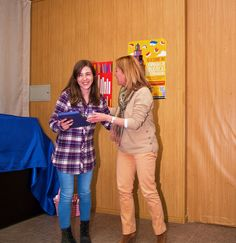 Primer premio Categoría: Enseñanzas no formales